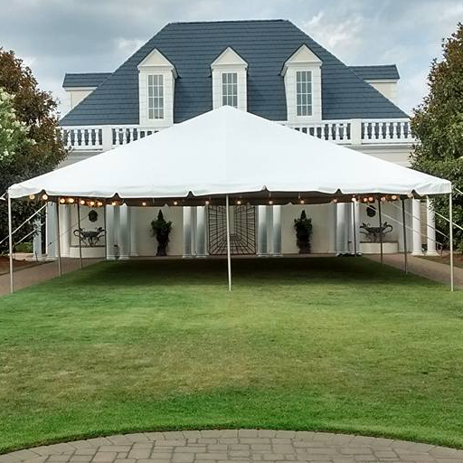 previousPlaynext & 30 x Expandable White Tent - DeeJayu0027s Event Rentals