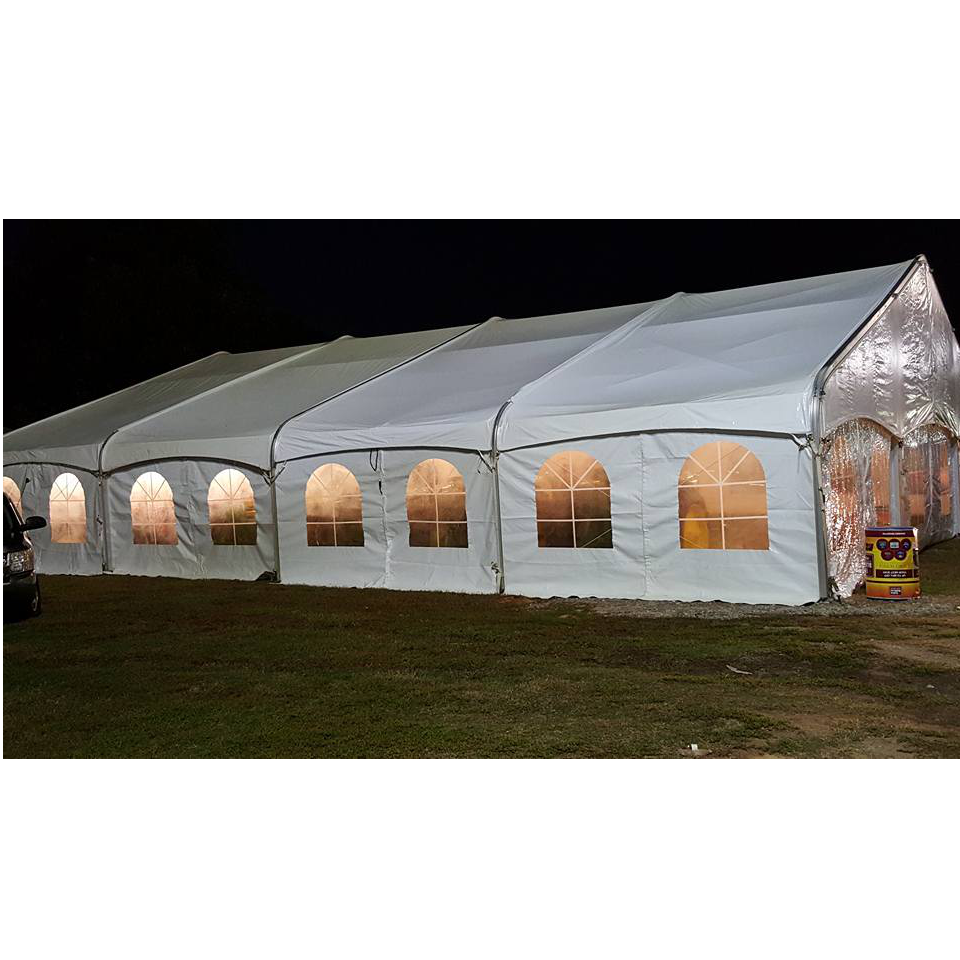 50 x Expandable White Tent  sc 1 st  DeeJayu0027s Event Rentals & 50 x Expandable White Tent - DeeJayu0027s Event Rentals