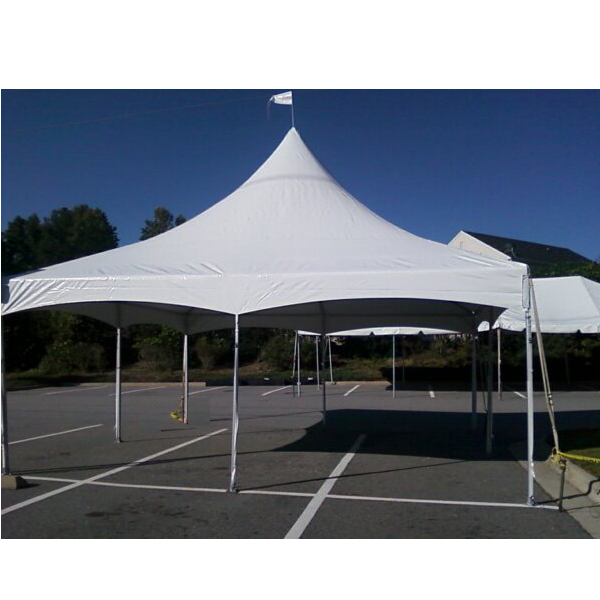 previousPlaynext  sc 1 st  DeeJayu0027s Event Rentals & 20 x 20 High Peak Tent (White u0026 Striped) - DeeJayu0027s Event Rentals