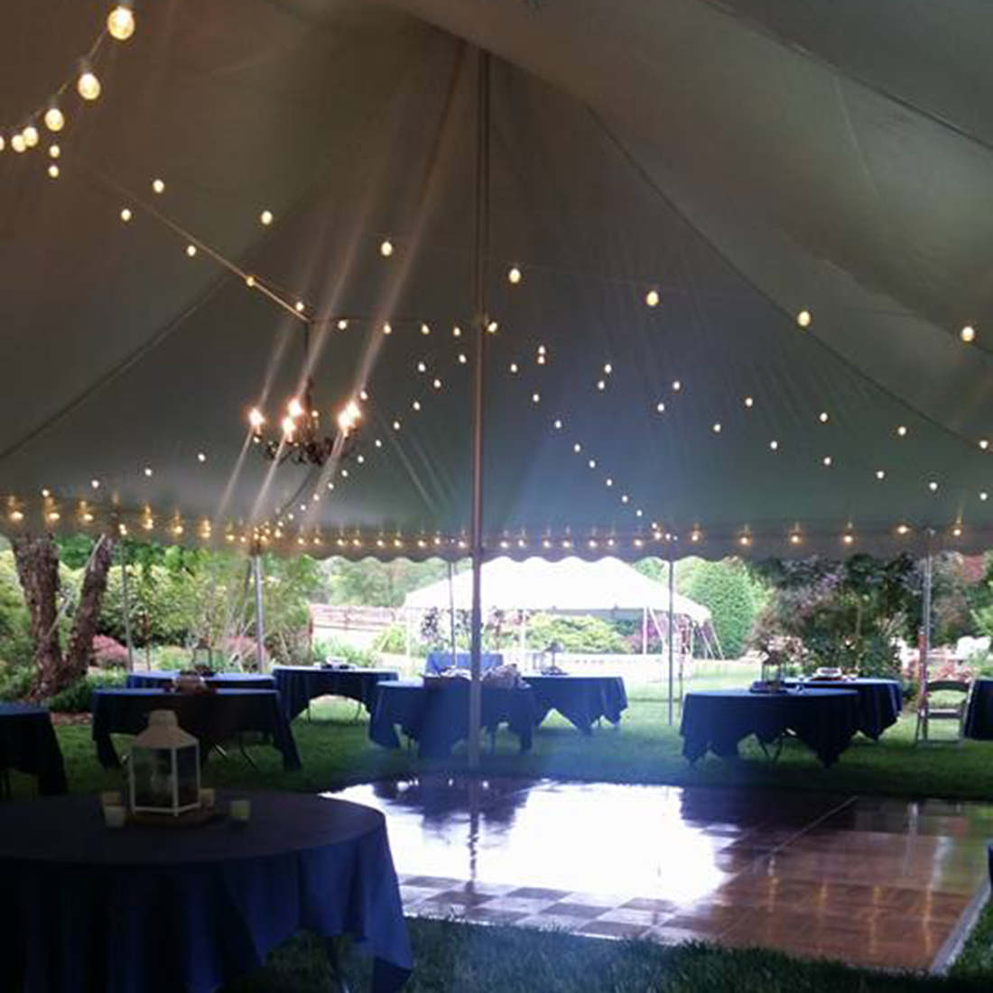 previousPlaynext & Cafe Lights - 50ft - DeeJayu0027s Event Rentals