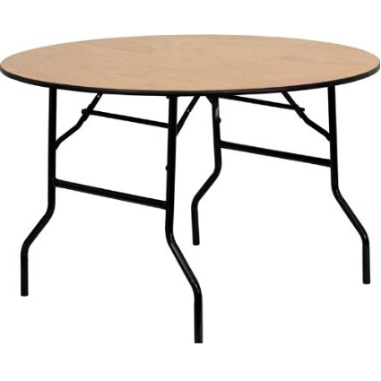 Round Table 48inch Wood